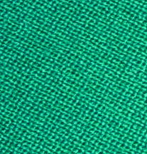 Close-up of baize fabric. Source: Wikimedia Commons (SMcCandish).