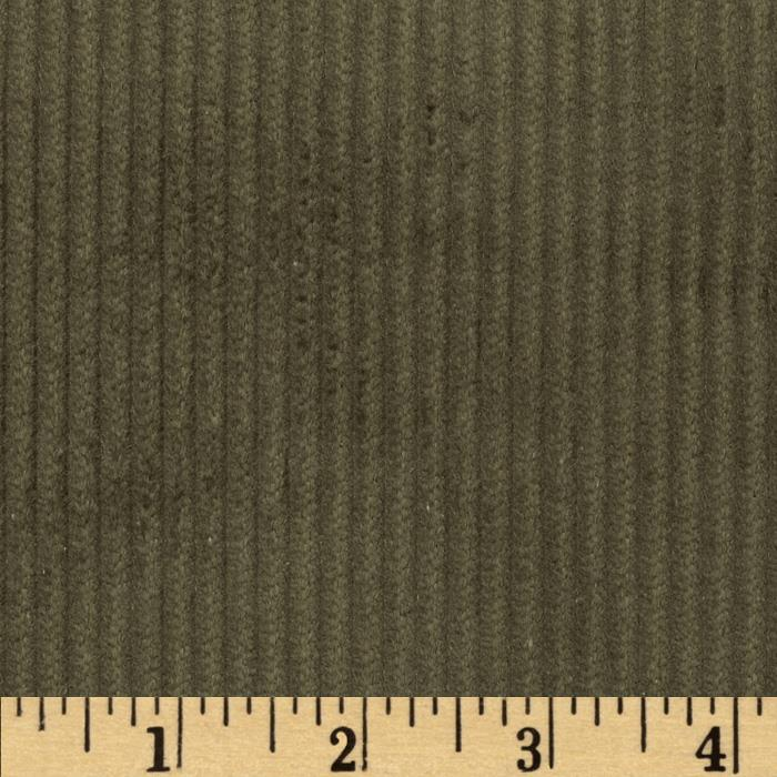 Wide wale corduroy, approximately 6 to the inch. Source: fabric.com.