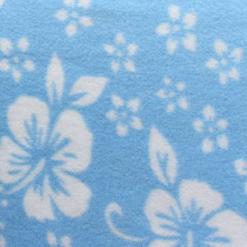Printed fleece. Source: fleece-fabric.com
