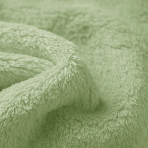 Minky fleece. Source: Wikimedia Commons