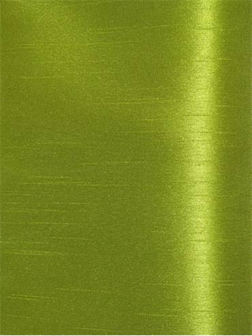 Polyester shantung. Very hard to tell the difference between polyester and silk if a picture is all you have to go on. Source: housefabric.com