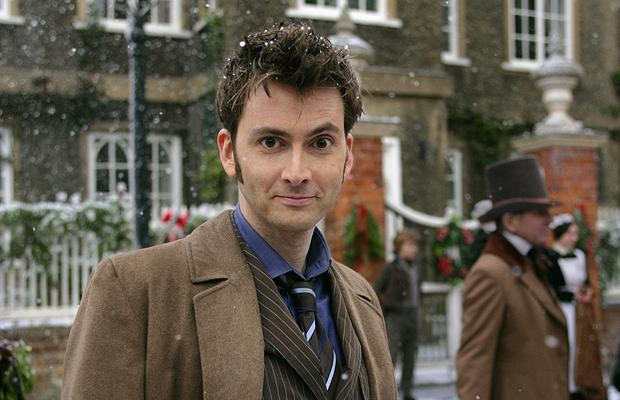 The Tenth Doctor.